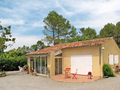 Photo for Vacation home La Tranquille  in Salernes, Côte d'Azur hinterland - 4 persons, 1 bedroom