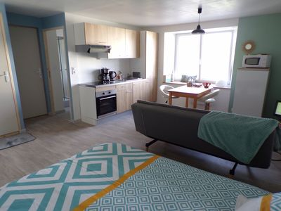 Photo for 1BR Studio Vacation Rental in Binic, Bretagne