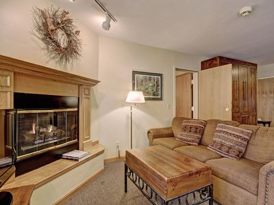 Photo for 1200 Sq. Ft. Slopeside 3 Bedroom Condo Ideal for Large Groups