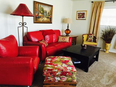 Photo for Clean, spacious and comfortable home.