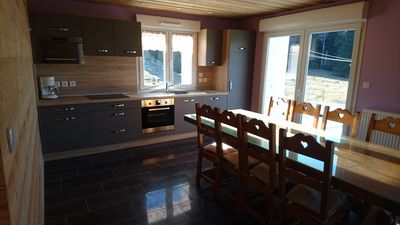 Photo for TOP JURA STANDING APARTMENT AT THE FOOT OF THE SLOPES