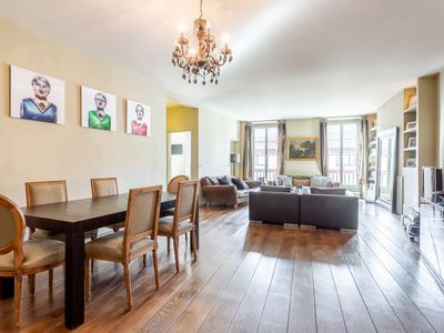 Photo for Luxurious apartment Ideally located in the heart of St Germain.