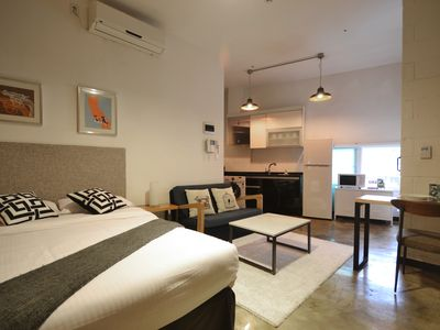 Photo for A Great Apartment with Full Kitchen in the Center of Seoul 316