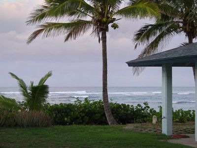 Enjoy the calm and beauty of the gentle breeze of the Mokuleia Beach shore.