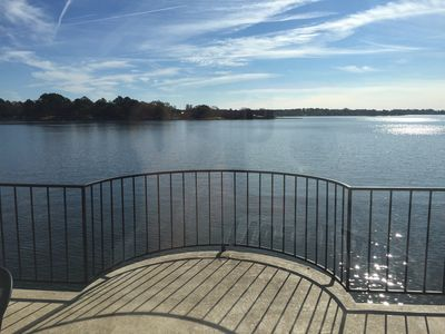 Photo for Beautiful Lake Views Two Bedroom #241