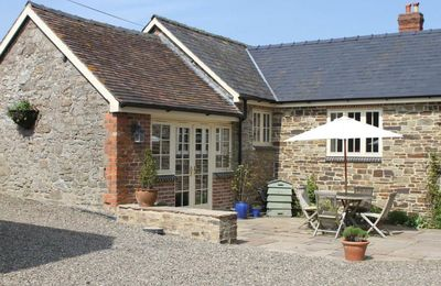 Photo for Blacksmiths Cottage is a beautiful holiday cottage in in a very rural secluded valley.