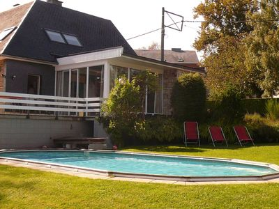 Photo for Comfortable Holiday Home in Waimes with Swimming Pool, Sauna