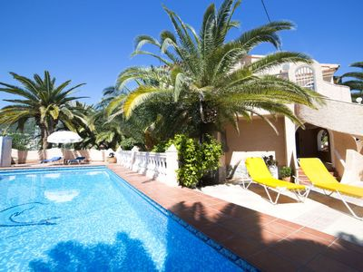 Photo for 2 bedroom Apartment, sleeps 4 in Calpe with Pool