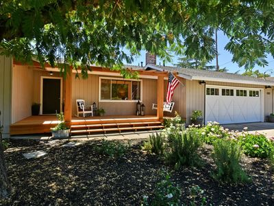 Photo for Recently completed Sonoma Vacation Getaway close to square, yet in the country