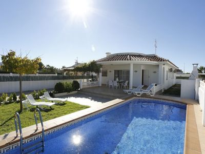 Photo for Vacation home Sandra  in Deltebre, Costa Daurada - 8 persons, 4 bedrooms