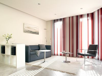 Photo for Apartment for 3 in The urban suites sants