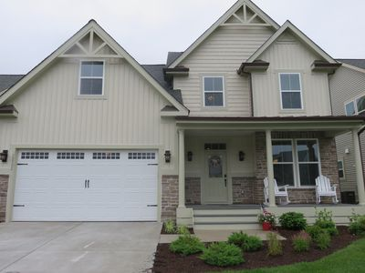 Only Single Family Waterfront  Home  Rental in Bay Forest !