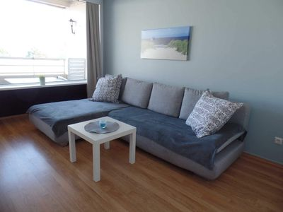 Photo for 369 - near the beach, a little Baltic Sea view, balcony - 369 - 2-room apartment - HOLIDAY PARK
