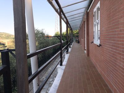 Photo for 1BR Apartment Vacation Rental in Imperia, Provincia di Imperia