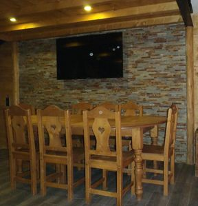 Photo for Chalet La Plagne ideally located, fully restored 10 people, 5 bedrooms