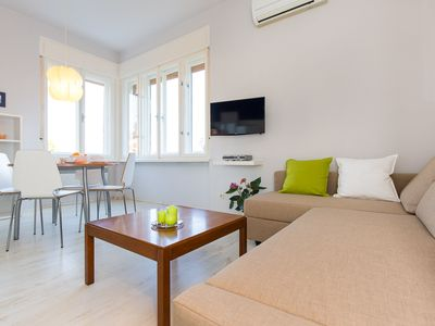 Photo for Vacation rental Opatija center seaview private terrace garage