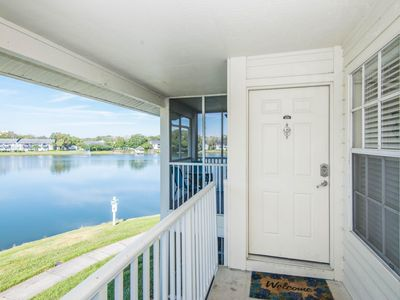 Photo for Lake Front - Corner Unit - 2 Bedroom 2 Bath