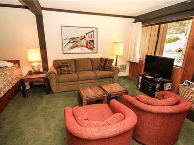 Photo for Mammoth Ski and Racquet Club #75, 1 Bedroom, 2 Full Bathrooms Fully Furnished Condo