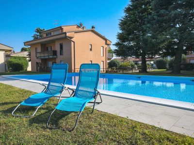 Photo for Great Location with Charming Patio - Prato Verde - Girasole