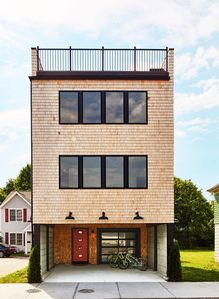 Photo for Mid Century Inspired Home in Narragansett Pier w/ Rooftop Deck