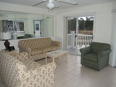 Photo for Family Friendly 2 bedroom, 2 bath, with great resort amenities(2209)