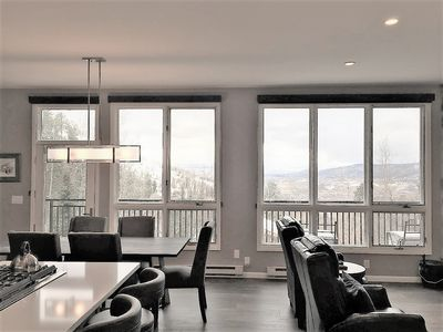 Photo for 3B/3b Penthouse Spacious & Quiet mountainside local with great views!