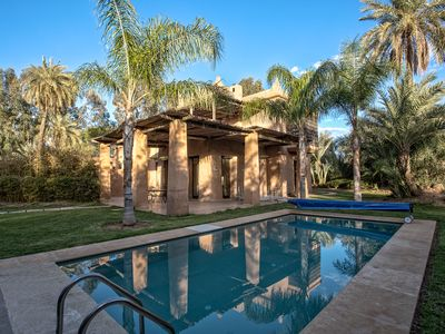 Photo for Luxury Villa with Private Pool Domaine des Kasbahs