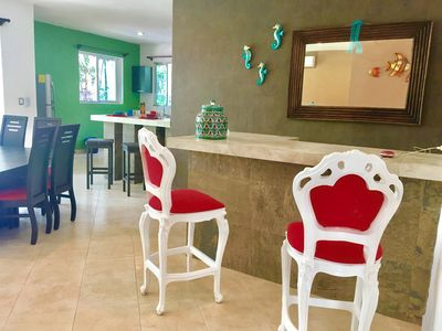 Photo for villa in Playacar 2 5 minutes from the beach