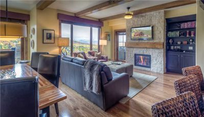Photo for Edgemont 2602: 3 BR / 2.5 BA condo in Steamboat Springs, Sleeps 6