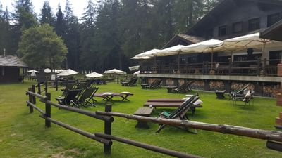 Photo for Two-room chalet 25 minutes from Cervinia