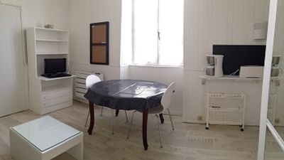 Photo for STUDIOS renovated, furnished, comfortable, quiet street 2