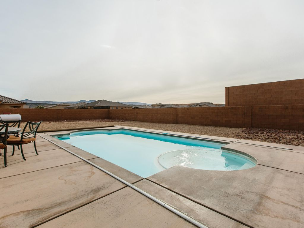Casa Rio Classy Home With Private Pool Hot Tub By Zions And Sand Hollow Lake Hurricane Utah