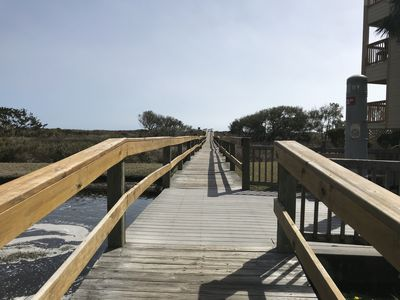Photo for On The Beach - Oceanfront Resort - Family Fun - Book Now