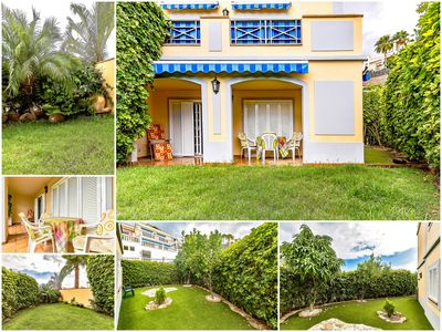 Photo for 4 bedroom house on El duque Beach