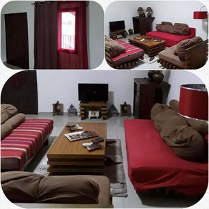 A three bedroom furnished apartment to meet your requirements in Libreville