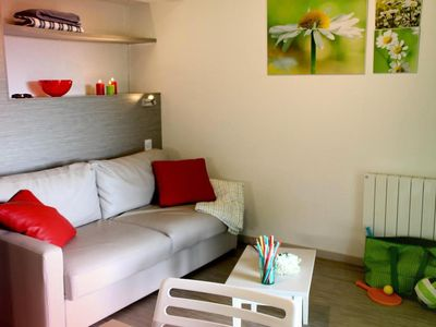 Photo for VVF Villages Les Pierres Rouges *** - 2 rooms 5 persons 1 baby