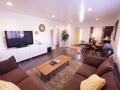Photo for 2 Bedroom Newly Remodeled Comfy Modern Apartment