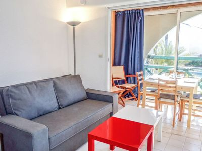 Photo for Apartment Les Terrasses du Lac in Port Camargue - 4 persons, 1 bedrooms