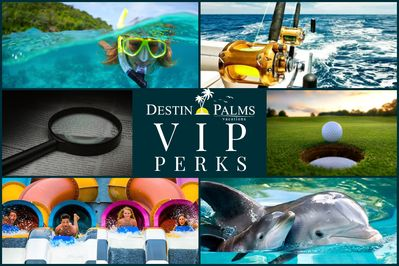 FREE VIP Perks for Nightly and Weekly Rentals