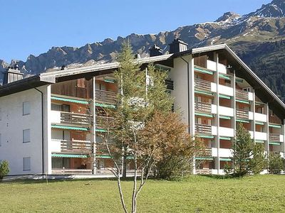 Photo for Apartment Triangel B Sailer in Parpan - 4 persons, 1 bedrooms