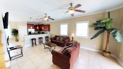 Photo for Adorable 3 bedroom 2.5 bathroom Beach House ~ steps from beach!