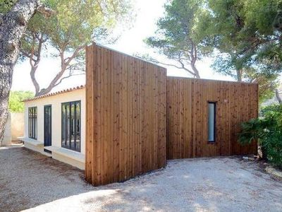 Photo for house architect of seaside under the pines in a quiet area