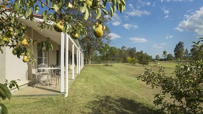 Photo for Hillcrest House - views across the Hunter Valley