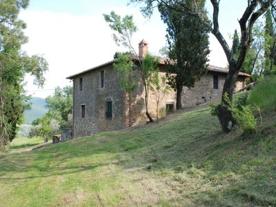 Photo for Rustic detached holiday home with spacious garden, lots of privacy and a beautiful view