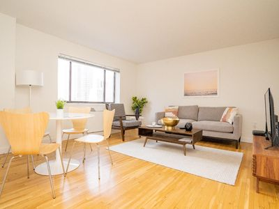 Photo for Yorkville East Side Apartments 30 Day Stays One Bedroom