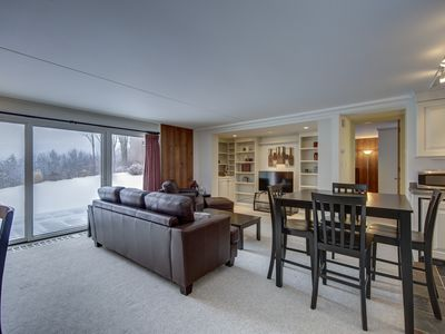 Photo for Notchbrook Condo - Less than 3 miles to ski area, outdoor heated pool and more