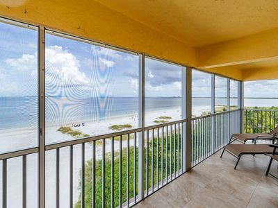 Photo for Top Floor View from Northernmost Point on Estero Island! Welcome to Paradise!