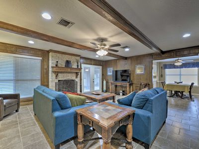 Photo for NEW-Bryan Home w/Spacious Yard - 5 Mi to Texas A&M