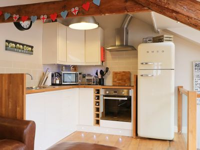 Photo for Contemporary character cottage in Padstow town centre