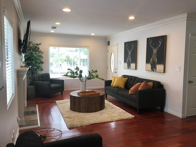 Photo for **Chic Valley home** family friendly with POOL